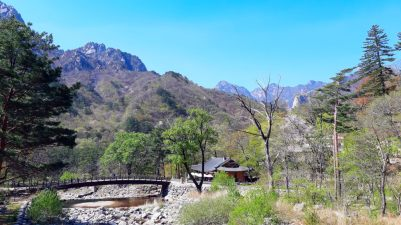 Seoraksan Nationalpark, South Korea