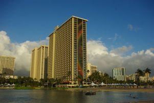 The Seaside of Waikiki