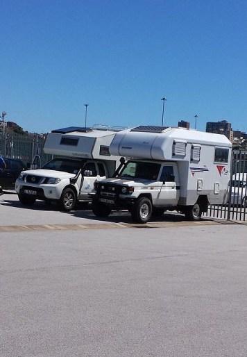 Im Hafen von Port Elisabeth