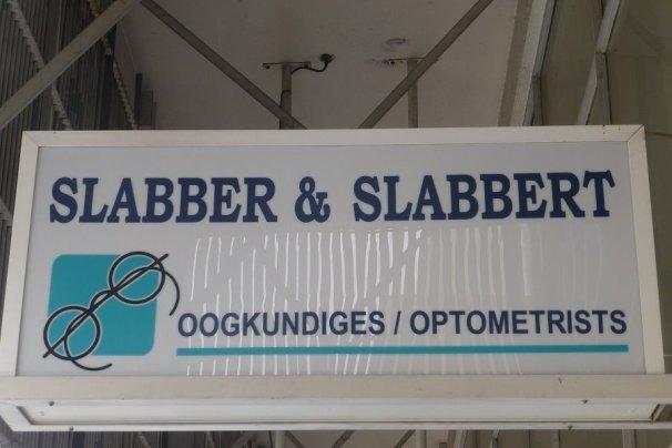 Hinter diesem Firmennamen hätten wir einen Logopäden vermutet...