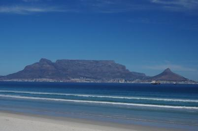 ein letzter Blick auf Kapstadt