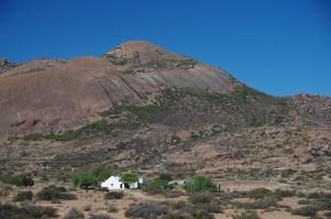 Landschaft in der Northern Cape Provinz
