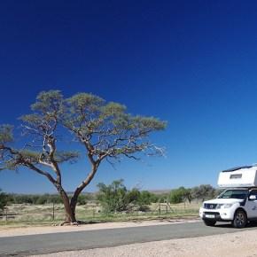 Quer durch Namibia, Teil 1