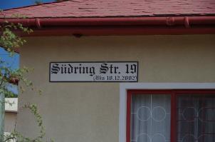 Immer mehr deutsche Straßennamen müssen in Swakopmund neuen namibischen weichen.
