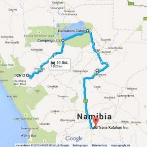 Statistik Namibia, Teil 4