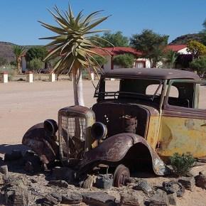 Durch Namibias Süden