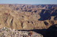 Andere Anblicke des Canyon sind nicht minder schön.