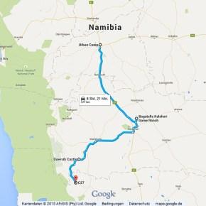 Statistik Namibia, Teil 8