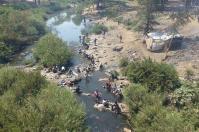 Lilongwe, Malawis Hauptstadt, liegt am gleichnamigen Fluss.