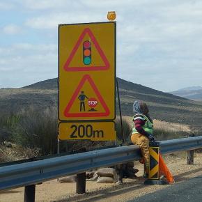 Unterwegs nach Kapstadt