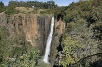 Er ist mit seinen 90 Metern zwar nicht der größte Wasserfall, dafür aber fotogen: Der Horwik Fall