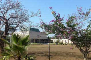 Das Regierungsviertel von Swasiland wirkt eher beschaulich.