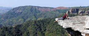 Wandern in Südafrika, Wild Coast, Oribi-Schlucht