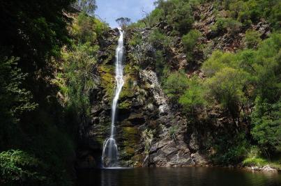 In den Adelaide Hills gibt es einige schöne Wasserfälle.