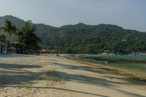 Haad Rin, Full Moon Beach