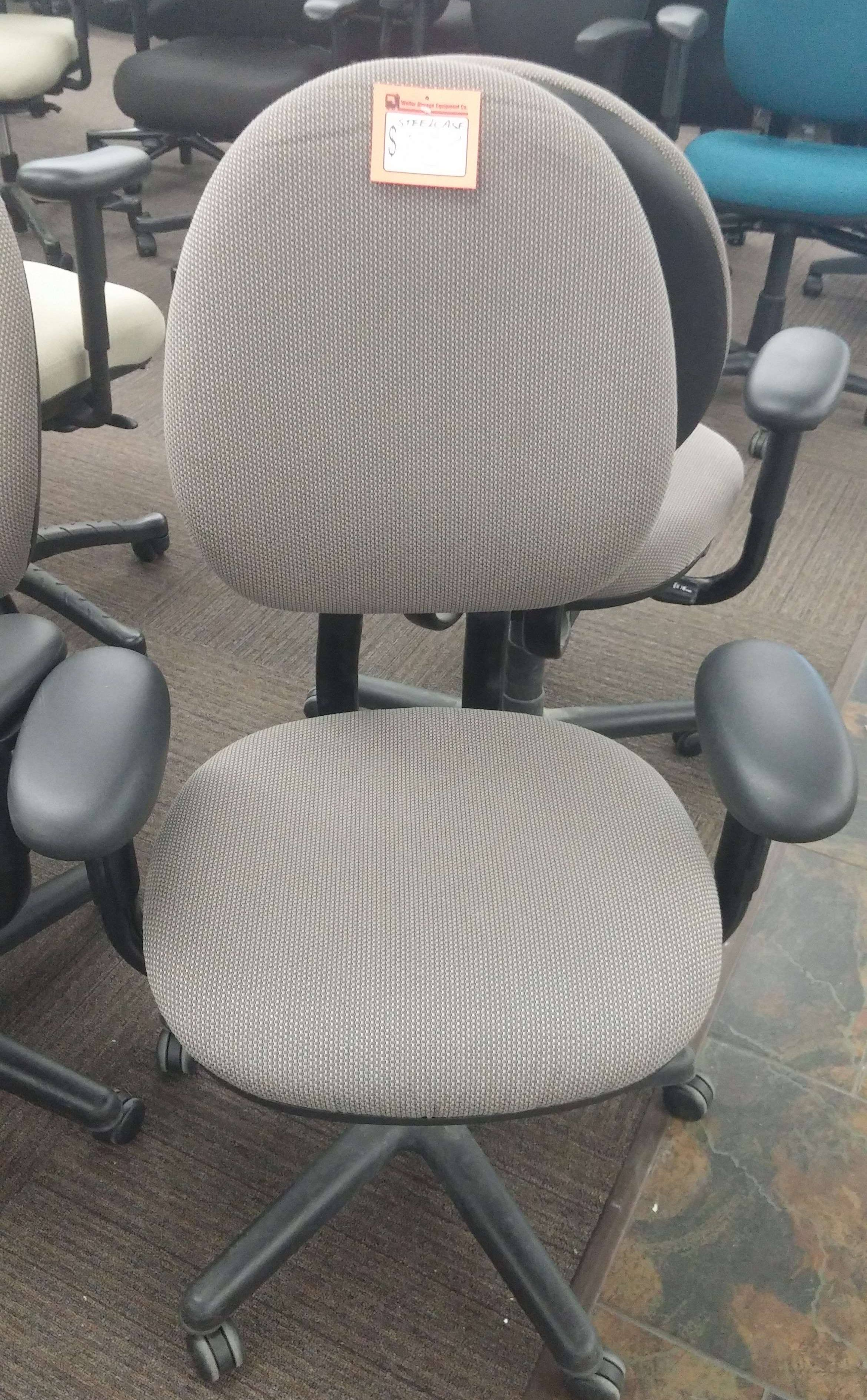 Steelcase Criterion Chair Steelcase Criterion Work Chair Used