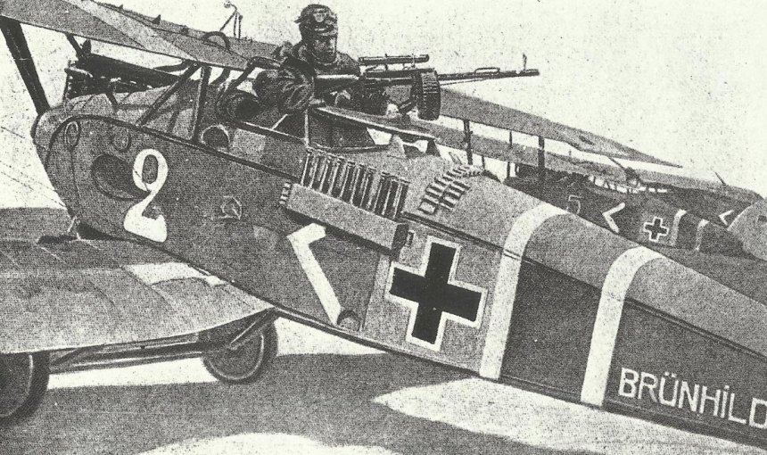 Halberstadt CL II