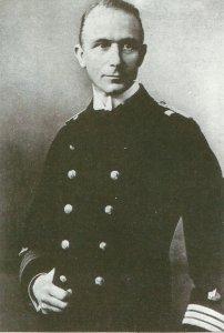 Kapitän Karl Friedrich Max von Müller