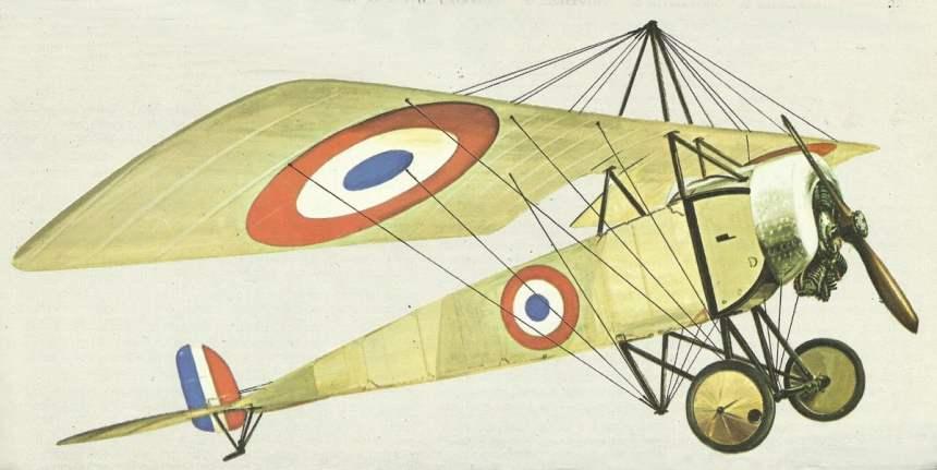 Morane-Saulnier Typ L