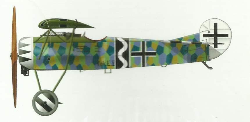 Fokker E.V (D.VIII)