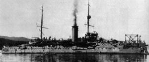 Küstenpanzerschiff Koningin Regentes