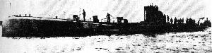 Unterseeboot U-96
