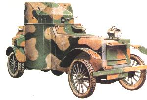 Laffly-White-Panzerwagen