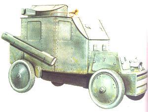 Charron-Panzerwagen