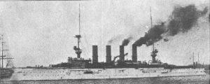 Panzerkreuzer Scharnhorst
