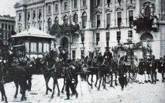 Beerdigung von Erzherzog Franz Ferdinand
