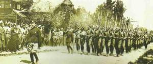 Russische Mobilmachung 1914