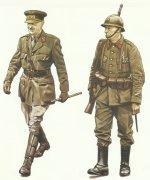 Belgische Soldaten 1940