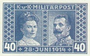 Österreichische Gedenk-Postmarke