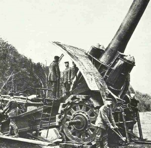 42-cm Haubitze Dicke Bertha