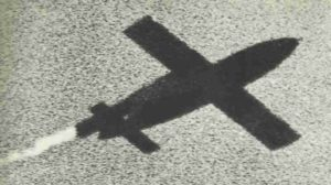 Drohender Schatten einer V-1