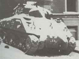 Erbeuteter Sherman Panzer der Wehrmacht