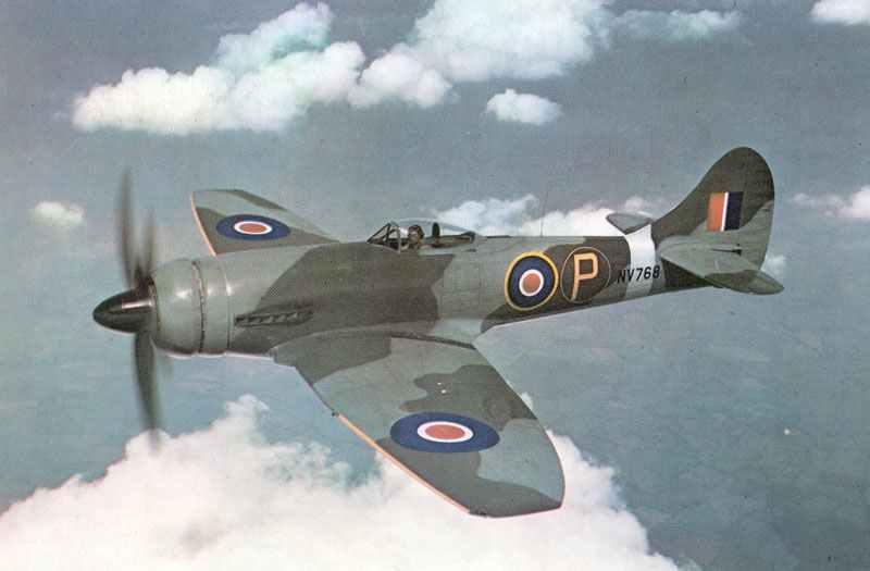 Hawker Tempest VI