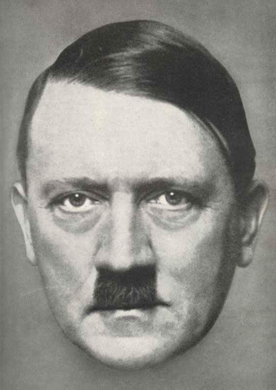 adolf hitler - Hitlers Lebenslauf
