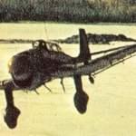 Ju87R über Norwegen