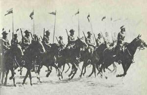 Polnische Kavallerie-Attacke 1939