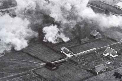Luftangriff auf den polnischen Bahnhof von Kutno