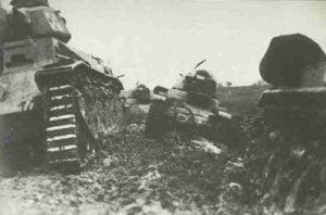 Französische Panzer Herbst 1939