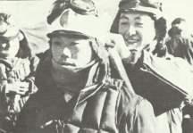 Hachimaki, Ehrensymbol der Kamikaze-Flieger