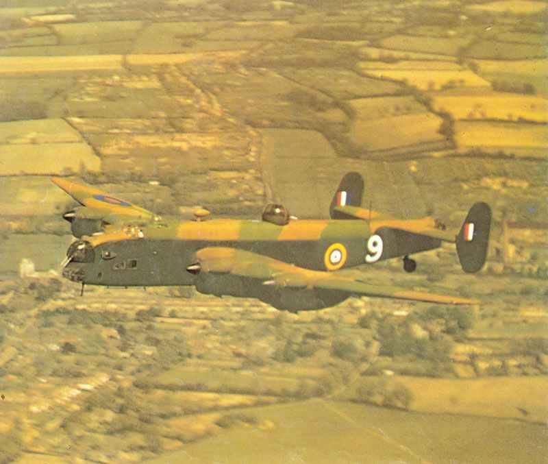 Handley Page Halifax Mk II