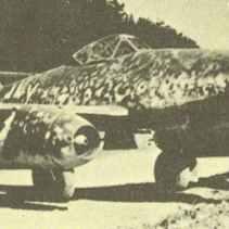 Jagdbomber Me262 A-2a Sturmvogel