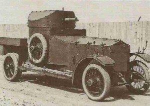 Rolls-Royce Panzerwagen 1914