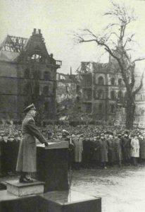 Vereidigung Volkssturm Hannover