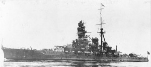 Schlachtschiff Kongo