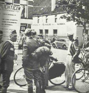 Niederländische Reservisten