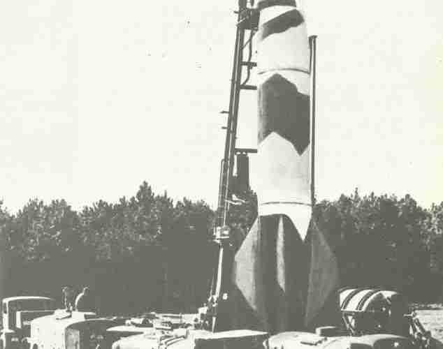 V-2 Einsatz